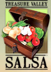 Treasure Valley Salsa | Fresh ingredients make all the difference!